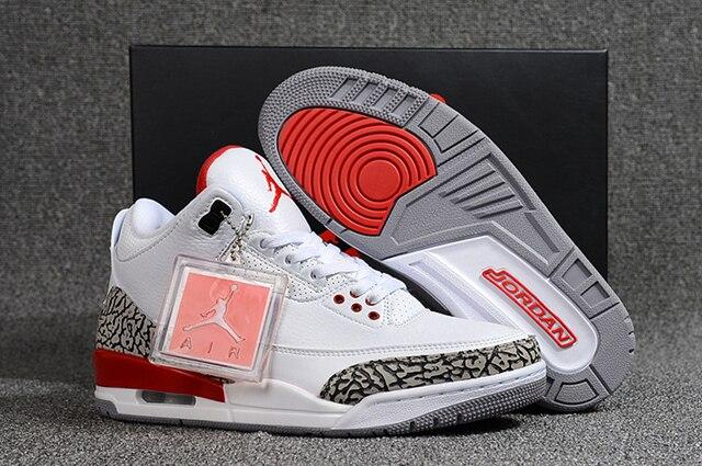 555b48713ea JORDAN Air Retro 3 Basketball Shoes Low help JORDAN Sneakers Men Basketball  Shoes Jordan 3