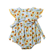 15ab2a34e Buy sunflower baby clothes outfit and get free shipping on ...