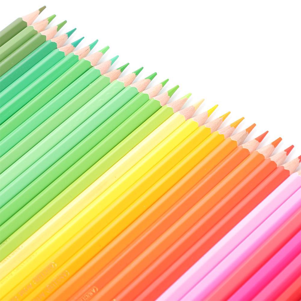 Lot de 120 crayons de couleur professionnels pour dessin Art croquis ombrage coloriage Vibrant crayons d'artiste