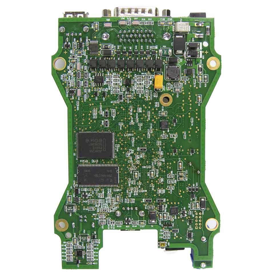 Best VCM2 V101 OBDII Scanner VCMII Support Vehicles IDS Vcm 2 Full Chip High Quality OBD2 Obd 2 Car Diagnostic Tool For F-ord