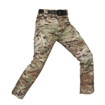Camuflaje Táctico Ejército Rip Combate Militares Bolsillo Impermeable Pantalones Swat Del Carga De Stop Hombre Ix9 Multi ZiXkPu