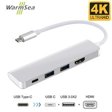 USB C to HDMI Adapter for Samsung DeX Station Desktop Experience for Galaxy Note8/S8/S8+/S9/S9+,Nintendo Switch, MacBook Pro 2