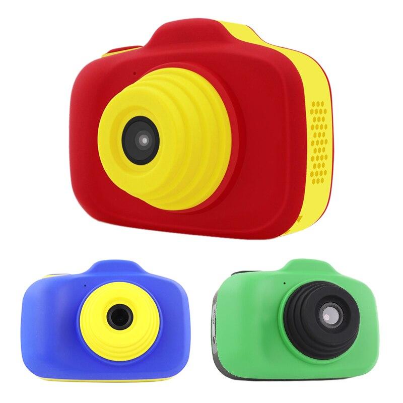 Fbil-enfants Mini appareil Photo jouet appareil Photo numérique enfants jouets éducatifs photographie cadeaux enfant en bas âge jouet 12Mp Hd jouet appareil Photo - 5