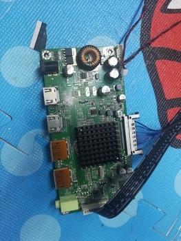 (HDMI+DP+Audio)LCD controller Driver Board Monitor Kit for M270QAN01 M270QAN01.0 M320QAN01 M320QAN01.0 panel screen