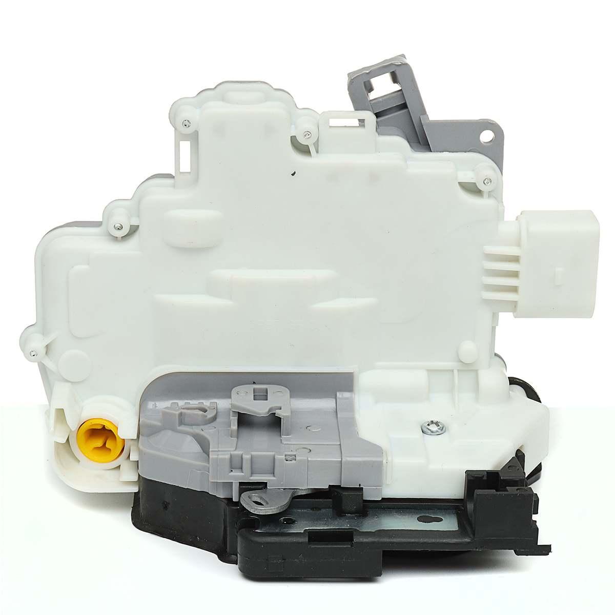 Actionneur de serrure de porte pour Vw pour Audi q3 q5 q7 A4 A5 TT b6 pour Skoda Superb Seat Ibiza gauche droite 8K0839016 3C4839016A 8J2837015A - 2