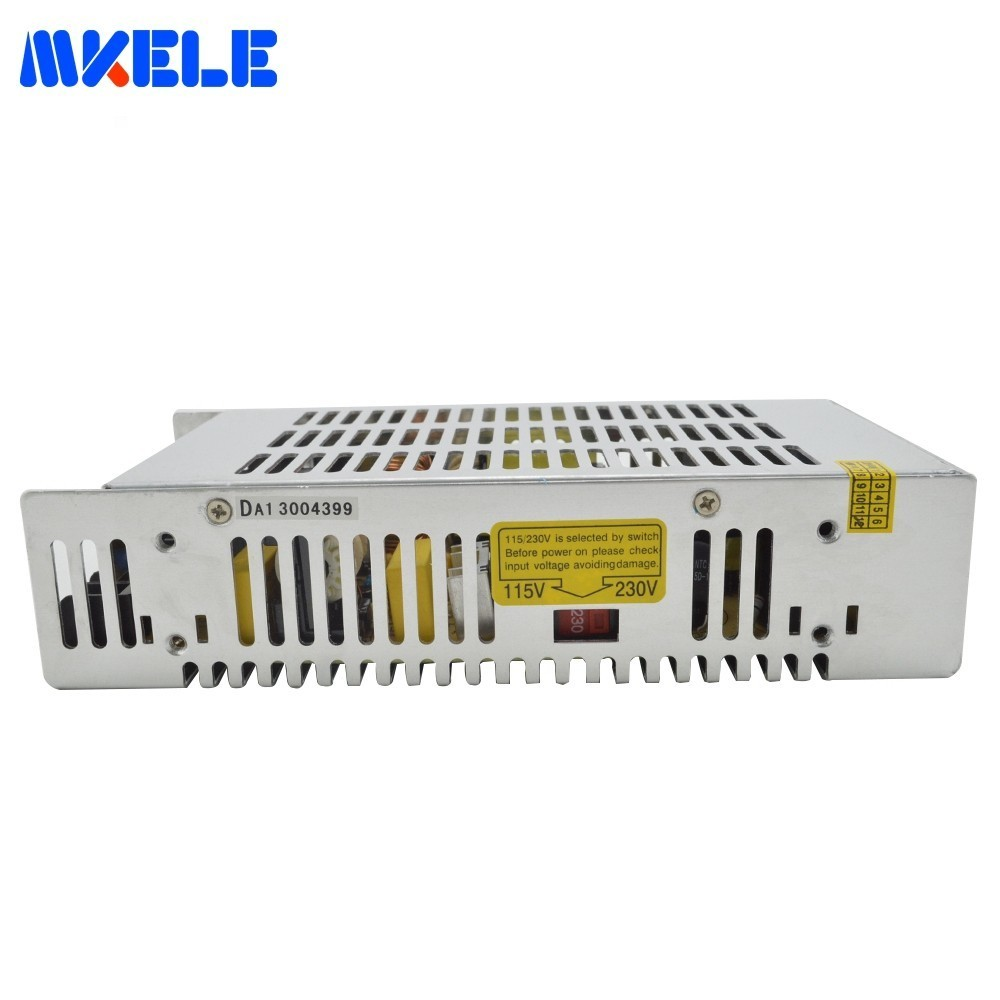 CE Approved 200W NES Series Single Output Switching Power Supply 5V 7.5V 12V 36V High Quality Reliable For LED Strip LightCE Approved 200W NES Series Single Output Switching Power Supply 5V 7.5V 12V 36V High Quality Reliable For LED Strip Light
