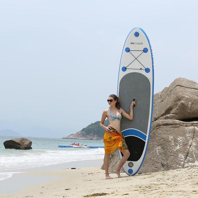 Tabla de surf paddle bordo 305*76*15 cm stand up paddle Junta wakeboard surf deportes de agua Junta surf junta