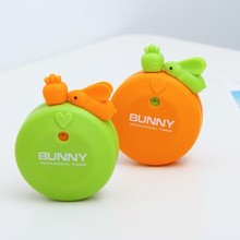 Cute cartoon rabbit kitchen timer time mechanical alarm to remind the Creative reminders 8.3*6.7CM free shipping