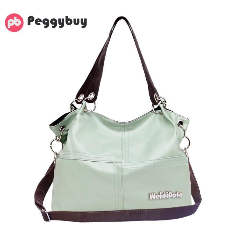 2019 Women Versatile Handbag Soft Offer PU Leather bags Zipper messenger bag Vintage Shoulder Crossbody Bags bolsa feminina New