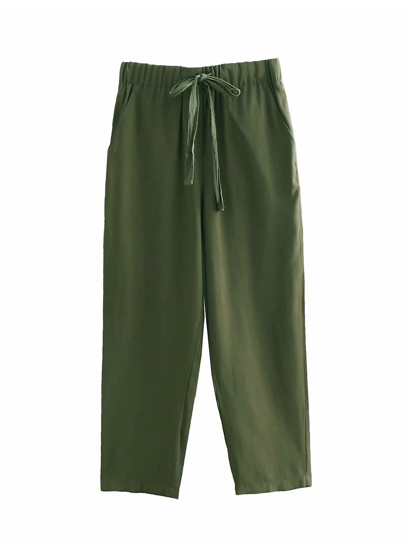 Suit Female Pants Suit 2019 Autumn New Women's Fashion Solid Color Loose Suit Jacket Casual Trousers Two-Piece Suit
