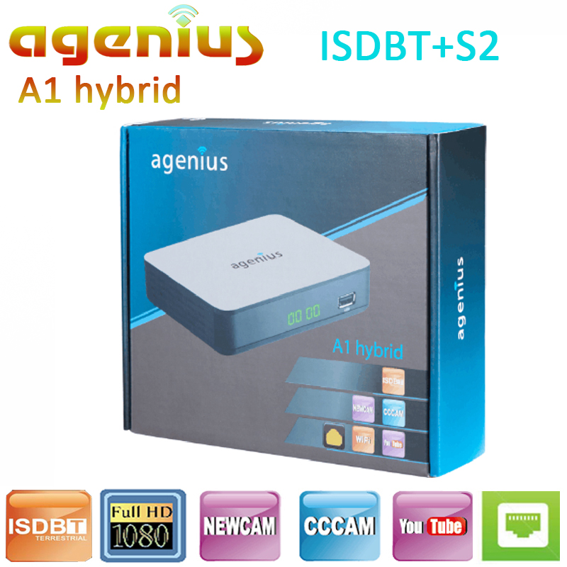 Knowledgeable Free Shipping Cost Dvb-s2 Satellite Tv Receiver Support Isdbt Vod Toutube Newcam Cccam For South America Brazil Chile Peru