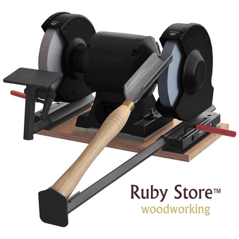 Woodturning tools, woodturning gauges 및 grinder 용 3 pcs 연마 그라인딩 지그 어태치먼트 키트 포함되지 않음