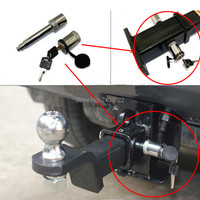 Trailer Hitch Receiver Lock for fixed towing square tube/Tow Bar Pin Lock for Trailer Bar Plug