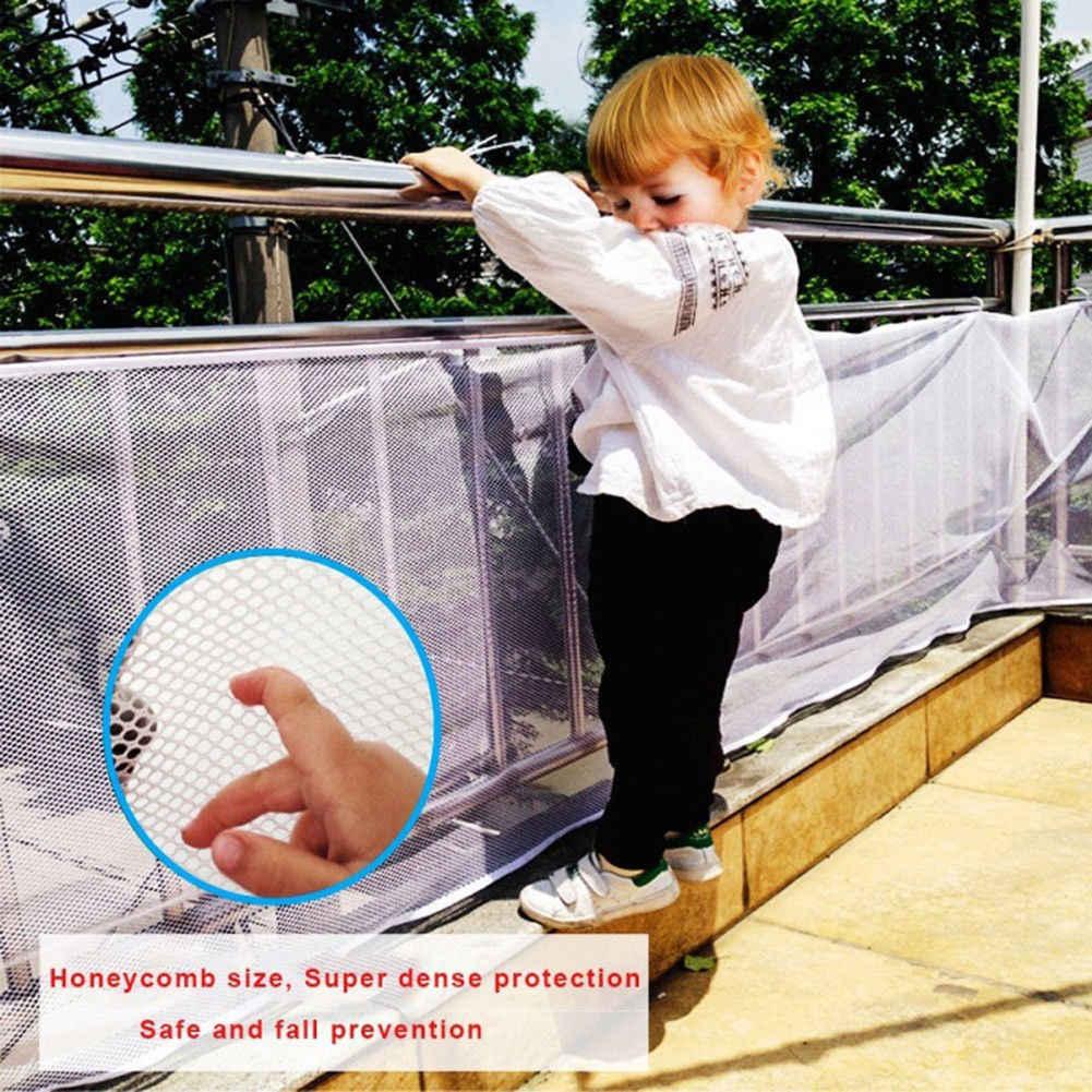 2018 wysokiej jakości dzieci dziecko dla dzieci zwierzęta bezpieczeństwa osłonka zabezpieczająca balkon schody poręcze ogrodzenia Deck bramy pies siatki