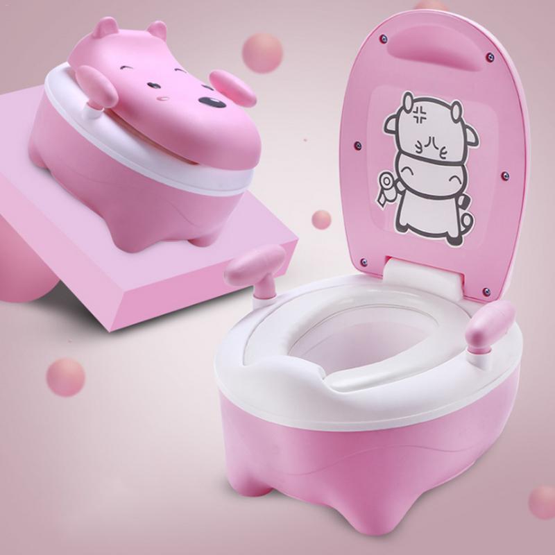 Kindertopf Hippo lila Topf Töpfchen Babytopf