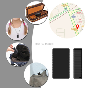 Image 3 - micro mini children gps tracker portable handheld car gsm gprs sms tracking device for person asset vehicle