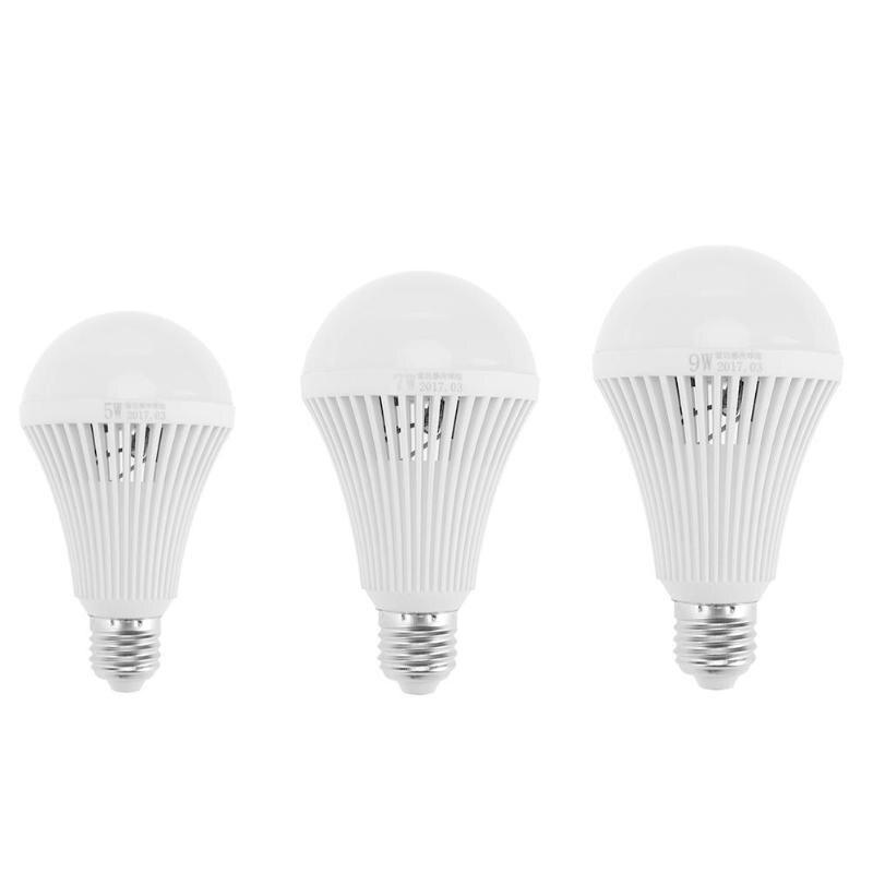 Led Yard Bulb: E27 220V LED Light Bulb Human Motion Sensor Light Control