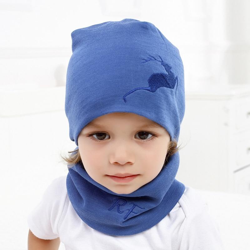 100% Merino wol kids mutsen thermische unisex baby jongens meisjes - Babykleding