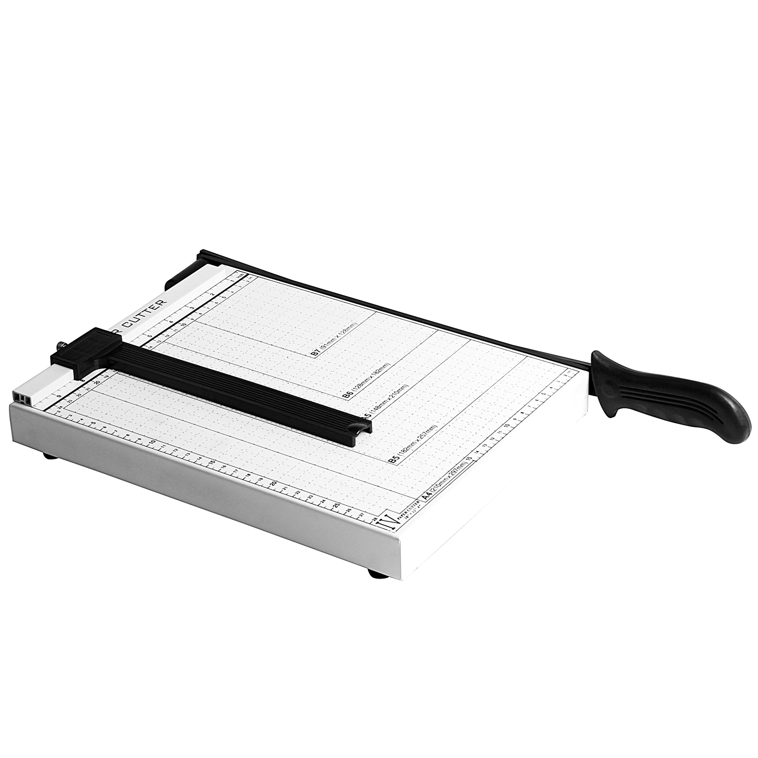 Cutting Supplies Office & School Supplies Popular Brand Mini Desktop Manual Paper Hand Shredder Cutting For Office Home A6 A4 Paper Paper File Strip Suitable For Men And Women Of All Ages In All Seasons
