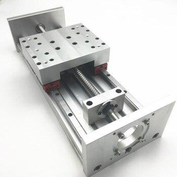 1 компл. Asembled ЧПУ Z AXIS привод 200 мм путешествия ЧПУ маршрутизатор привод, 3D принтер