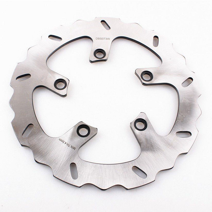 Front Brake Disc Rotor for <font><b>SUZUKI</b></font> <font><b>BURGMAN</b></font> 250 400 650 AN250 03-06 AN400 03-15 <font><b>AN650</b></font> 04-15 Pagal image