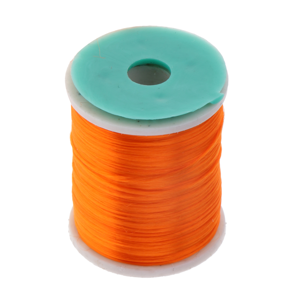 210 Denier Fly Tying Threads Material Fly Fishing Threads 250m White
