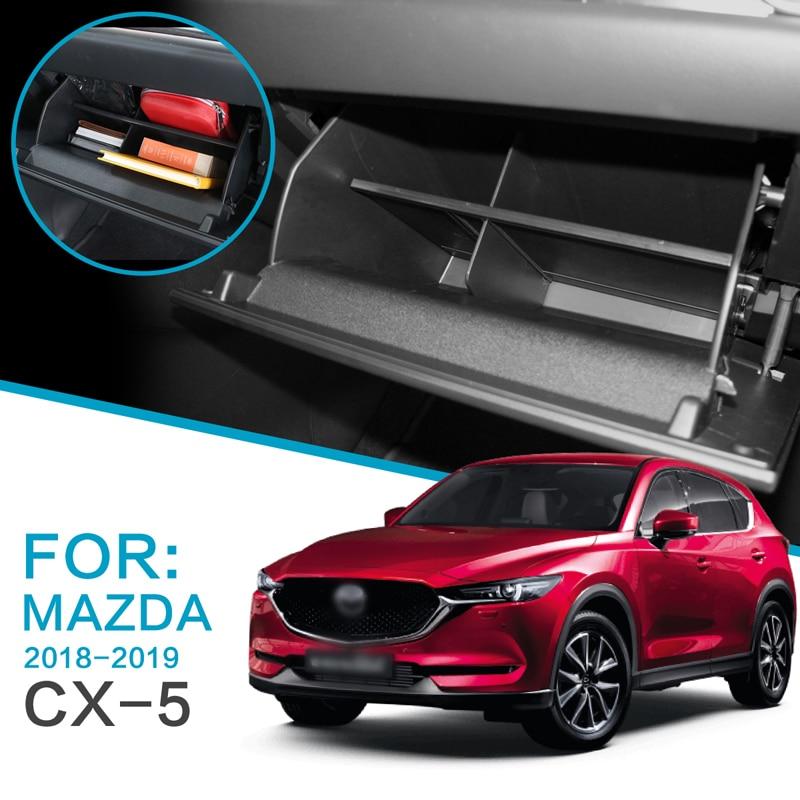 2019 Mazda Cx 5: SMABEE For: Mazda CX 5 2018 2019 Center Console Organizer