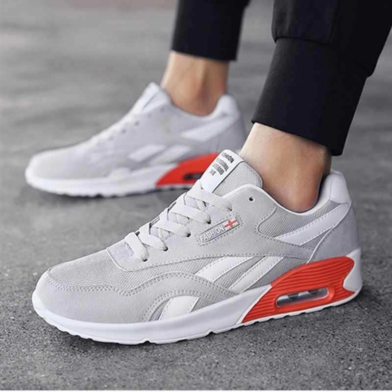 Nuevos Zapatos casuales de moda para hombre, calzado popular para jóvenes transpirable, cómodos, zapatillas de hombre de alta calidad, Zapatos de hombre para adultos
