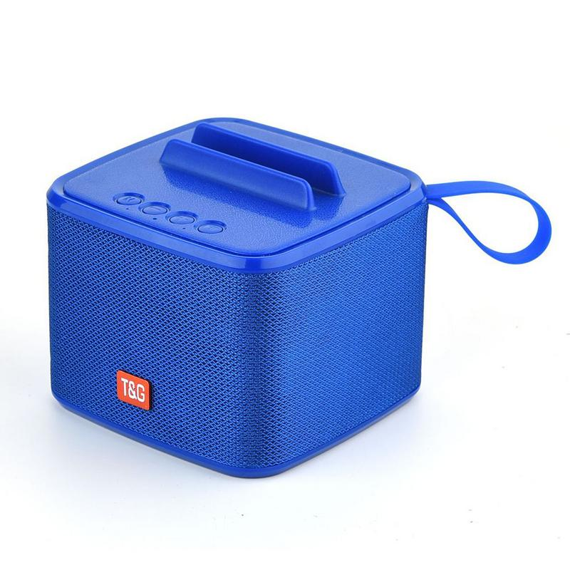 Image 3 - Portable Speaker Bluetooth Outdoor Waterproof Wireless Player Stereo Hd Sounds Sports Devices Support TF Card FM Radio Aux Input-in Portable Speakers from Consumer Electronics