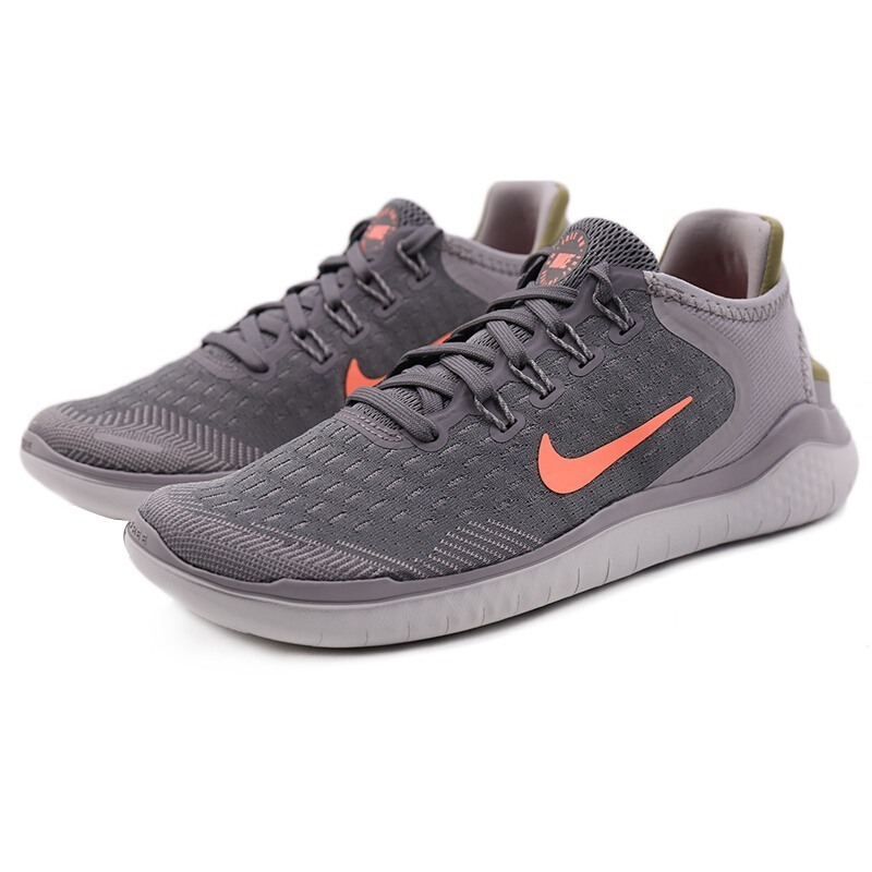 Nike Original New Arrival 2018 NIKE FREE RN Women 39 s Running Shoes Comfortable Anti slippery Sneakers 942837 in Running Shoes from Sports amp Entertainment