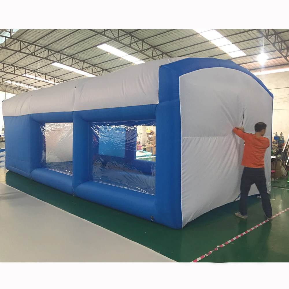 8x4x3 Meters Inflatable Spray Booth Customized Portable Car Washing Tent With Air Blowers Inflatable Paint Spray Booth Tent New8x4x3 Meters Inflatable Spray Booth Customized Portable Car Washing Tent With Air Blowers Inflatable Paint Spray Booth Tent New