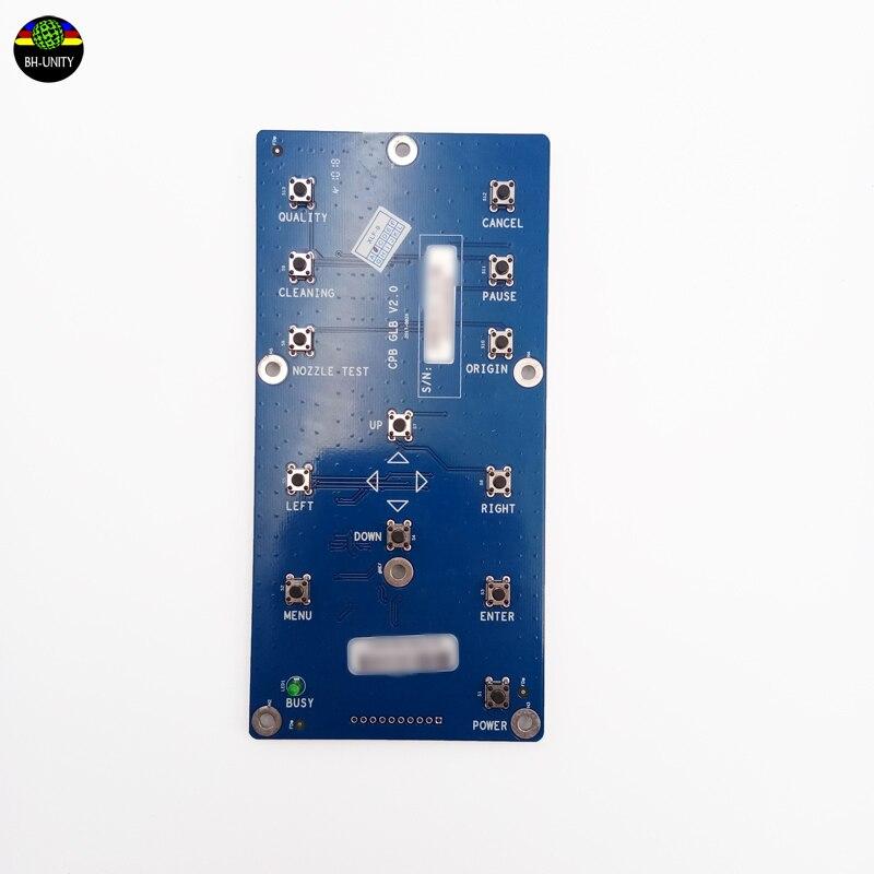 Prix usine eco solvant imprimante hoson xp600 clavier pour xp600 tête d'impression