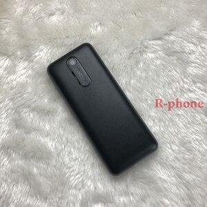 Image 4 - Original nokia 108 duplo sim celular remodelado boa qualidade 2g gsm desbloqueado nokia 108 ds telefone móvel