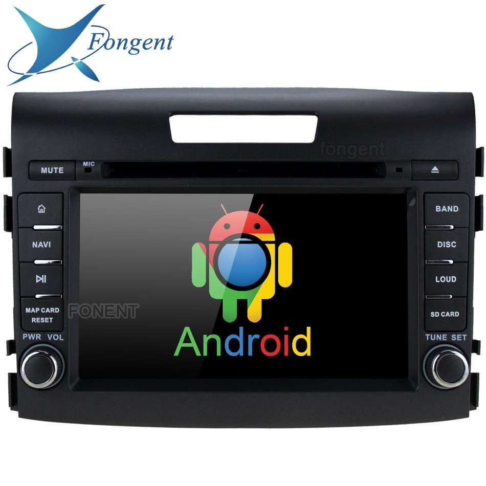 Android 9.0 Fit for Honda CRV 2012 2013 2014 2015 2016 auto DVD Entertainment Smart Multimedia Car Player GPS Radio Stereo TMPS