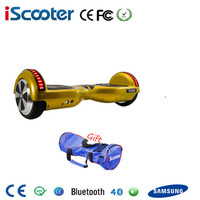 6.5inch Hoverboar Samsung Battery Electric Skateboard Bluetooth Hover Board Scooter 2wheel Folding Electric Scooter Smart Adult