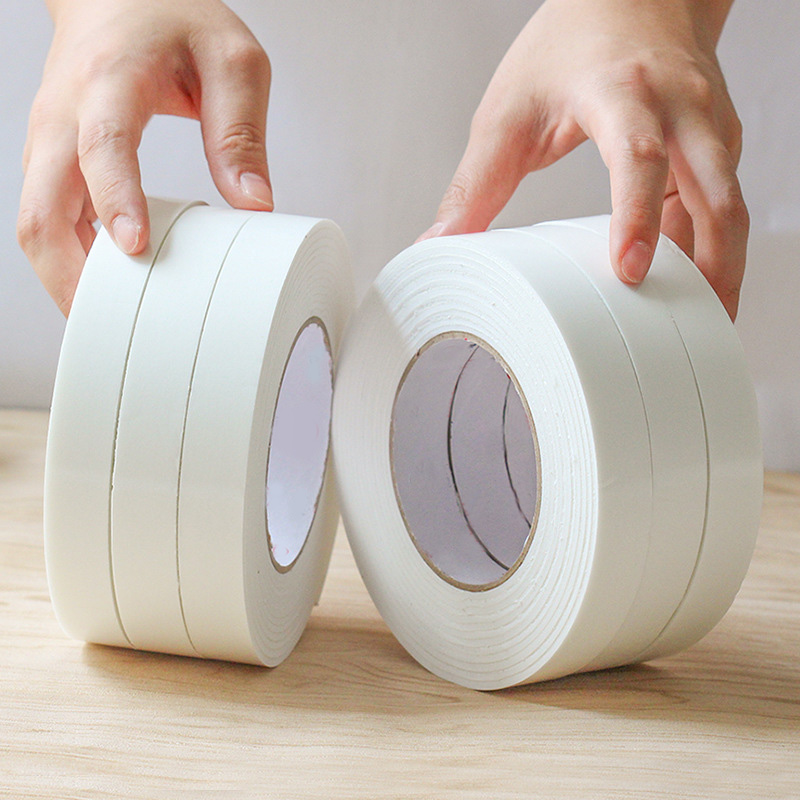Double Faced Super Strong For Mounting Fixing Pad Sticky Home Improvement 5M Self Adhesive Pad Foam Double Sided TapeDouble Faced Super Strong For Mounting Fixing Pad Sticky Home Improvement 5M Self Adhesive Pad Foam Double Sided Tape