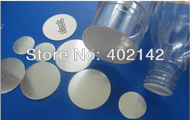 5000 pz/lotto, di Induzione di Alluminio sigillo di alluminio fodera include la spedizione