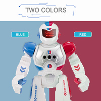RC Robot Smart RC Toys Intelligent Robots Educational RC Toy Programmable Gesture Sensor Music Dance Kids Gifts