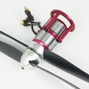 Image 4 - Patented Product Contra Rotating Motor 2204/2208/2212/2405/2409/2413 CRM Motor for RC Aircraft Plane Airplane