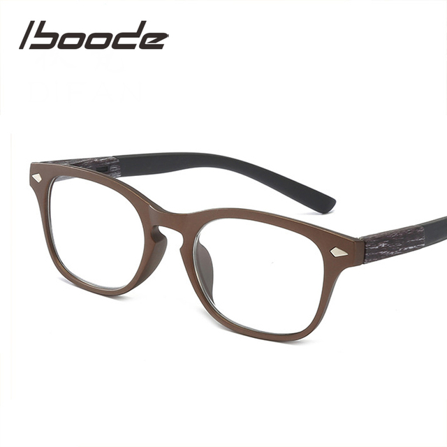 Wood Grain Reading Glasses 2