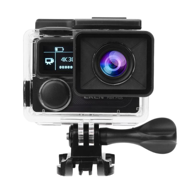 EKEN H8 H8R Ultra HD 4 k 30FPS WIFI Camera Action 30 m Étanche 14MP 1080 p 60fps DVR Sous-Marine aller Casque Sport Extrême Caméra