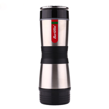BARSETTO Portable Coffee Maker The rigorous drip tight design with heat insulation and heat preservation function ,Travel Outd