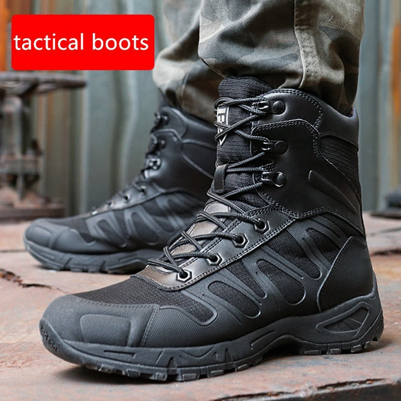 Winter Wool Warm Military Shoe Men Women Outdoor Climbing Camping Hiking Hunting Ultra light Breathable Training