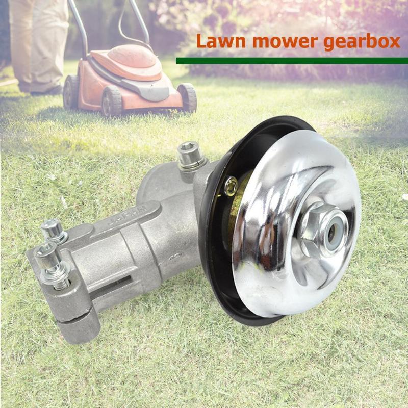 1 Pc Pinsel Cutter Trimmer Ersetzen Getriebe Kopf Rot Getriebeproduktion Getriebe 26mm Durchmesser 9-zähne Rasenmäher Getriebe