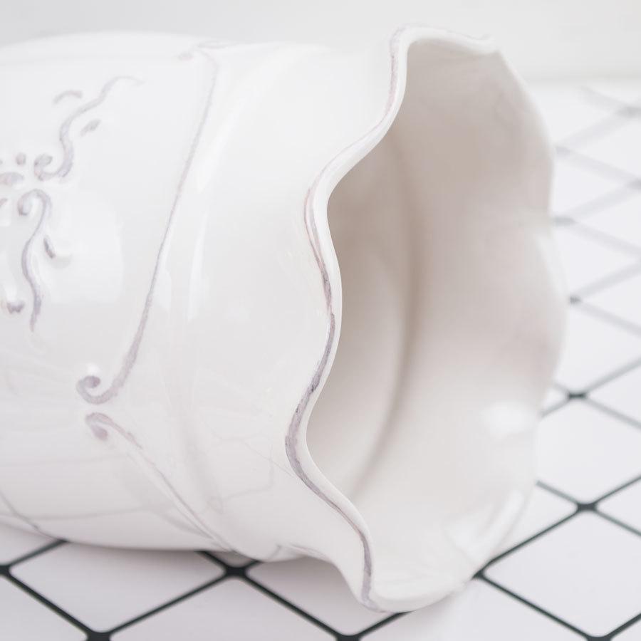 o tema Mediterran vaso de flores de cerâmica vasos decorativos - Decoração de casa - Foto 4