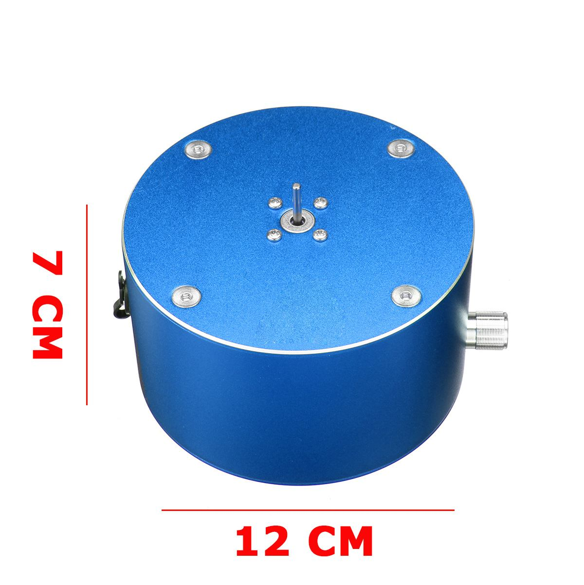Tournant la Machine en céramique de roue de poterie électrique 12 V 1500 t/mn bricolage la poterie en céramique d'argile faisant la trousse d'outils avec la plaque tournante - 5