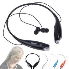 купить DOITOP Universal Wireless BT Sports Running Music Headset Stereo Neckband Headphone Headset Bluetooth Earphones онлайн