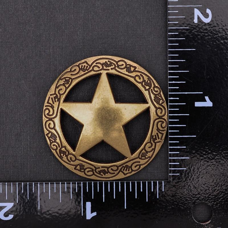 Western Conchos 1 1//2 Ranger Texas Star