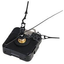 1х механизм настенных часов ручной прецизионный механизм для кварцевых часов комплект для DIY Замена для часов комплект
