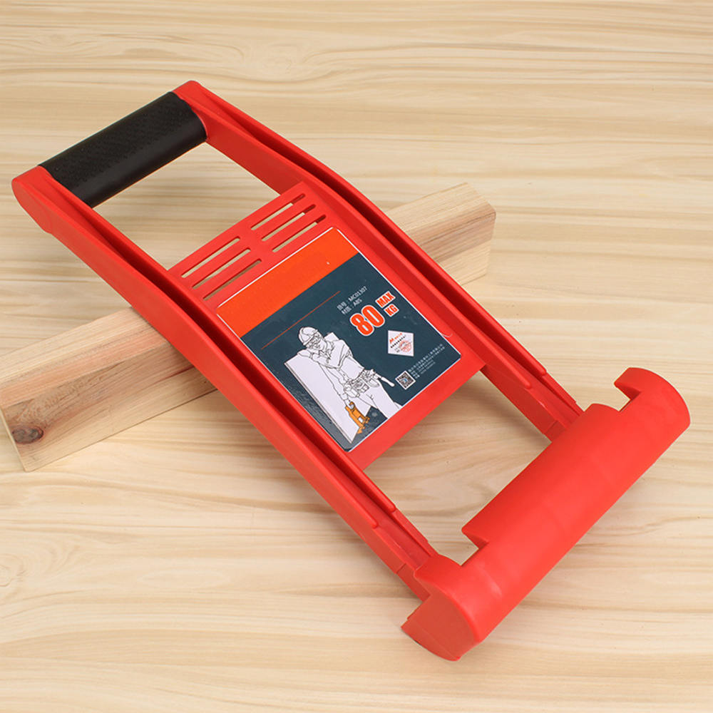 Wooden Handle Load Tool Panel Carrier Gripper Carry